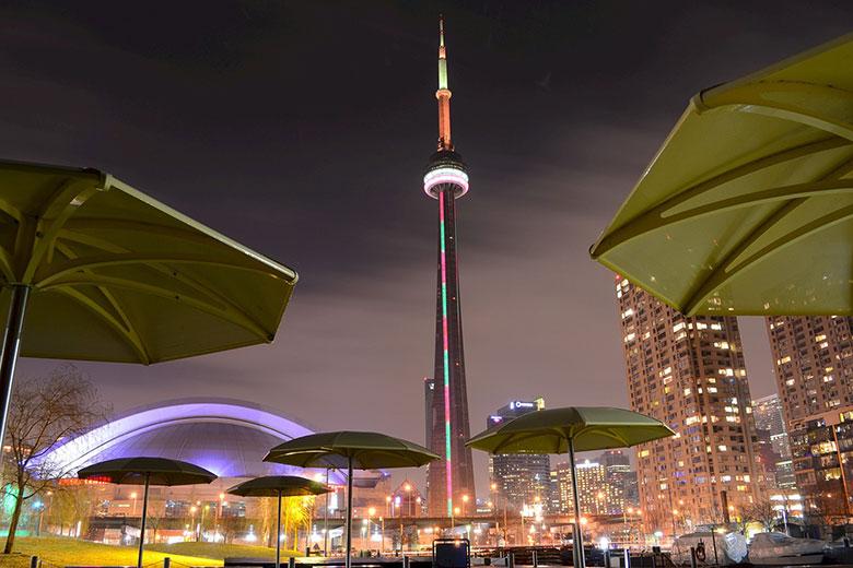 Си-Эн Тауэр в Торонто