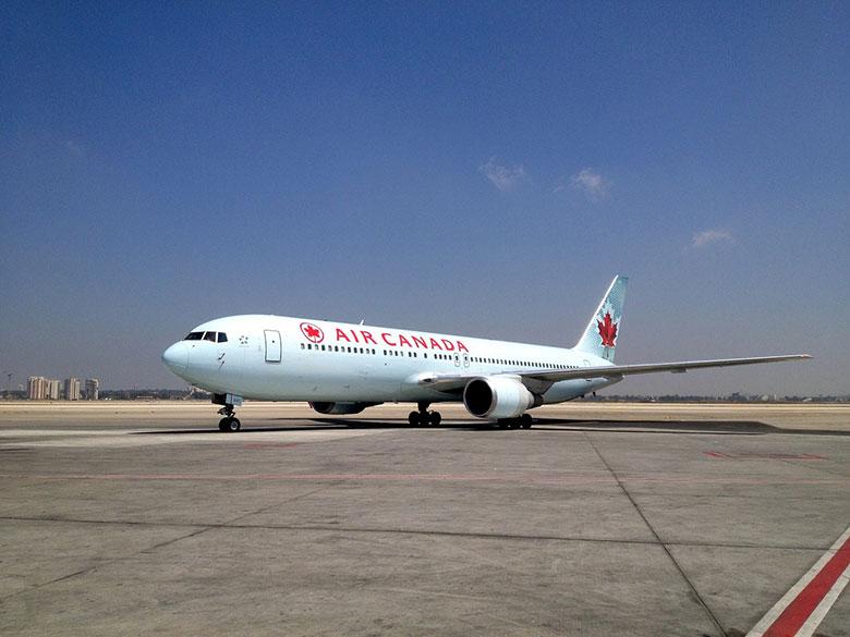 Сколько лететь в Канаду