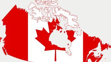 Географическое положение Канады